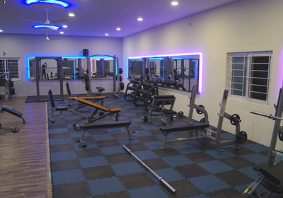 Gym in Coimbatore